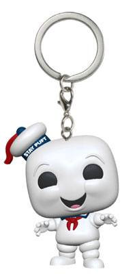 Ghostbusters Pocket POP! Vinyl Keychain Stay Puft 4 cm