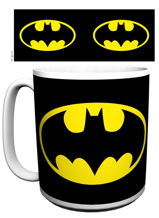 DC Comics XL Mug Batman Logo