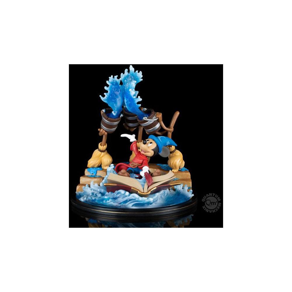 Fantasia Q-Fig Max Elite Figure Sorcerer Mickey 12 cm