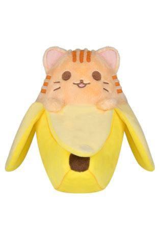 Bananya Plush Figure Tabby Bananya 15 cm