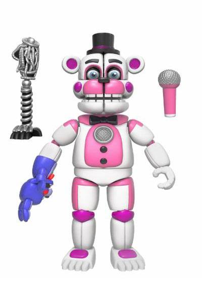 Five Nights at Freddy's Sister Location Action Figure Funtime Freddy Walgreens Exclusive 13 cm