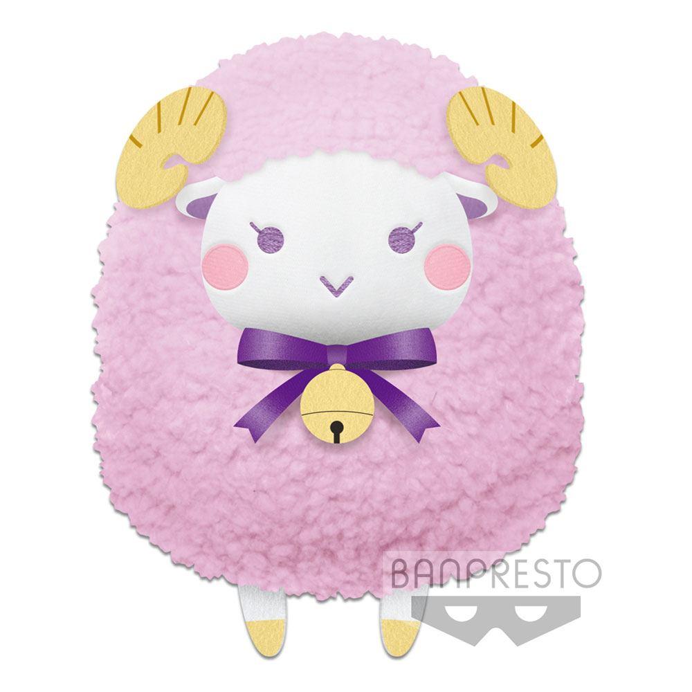 Obey Me! Big Sheep Plush Series Plush Figure Belphegor 18 cm