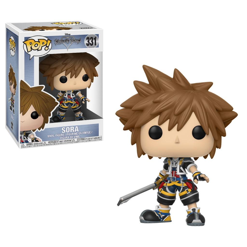 Kingdom Hearts POP! Disney Vinyl Figure Sora 9 cm