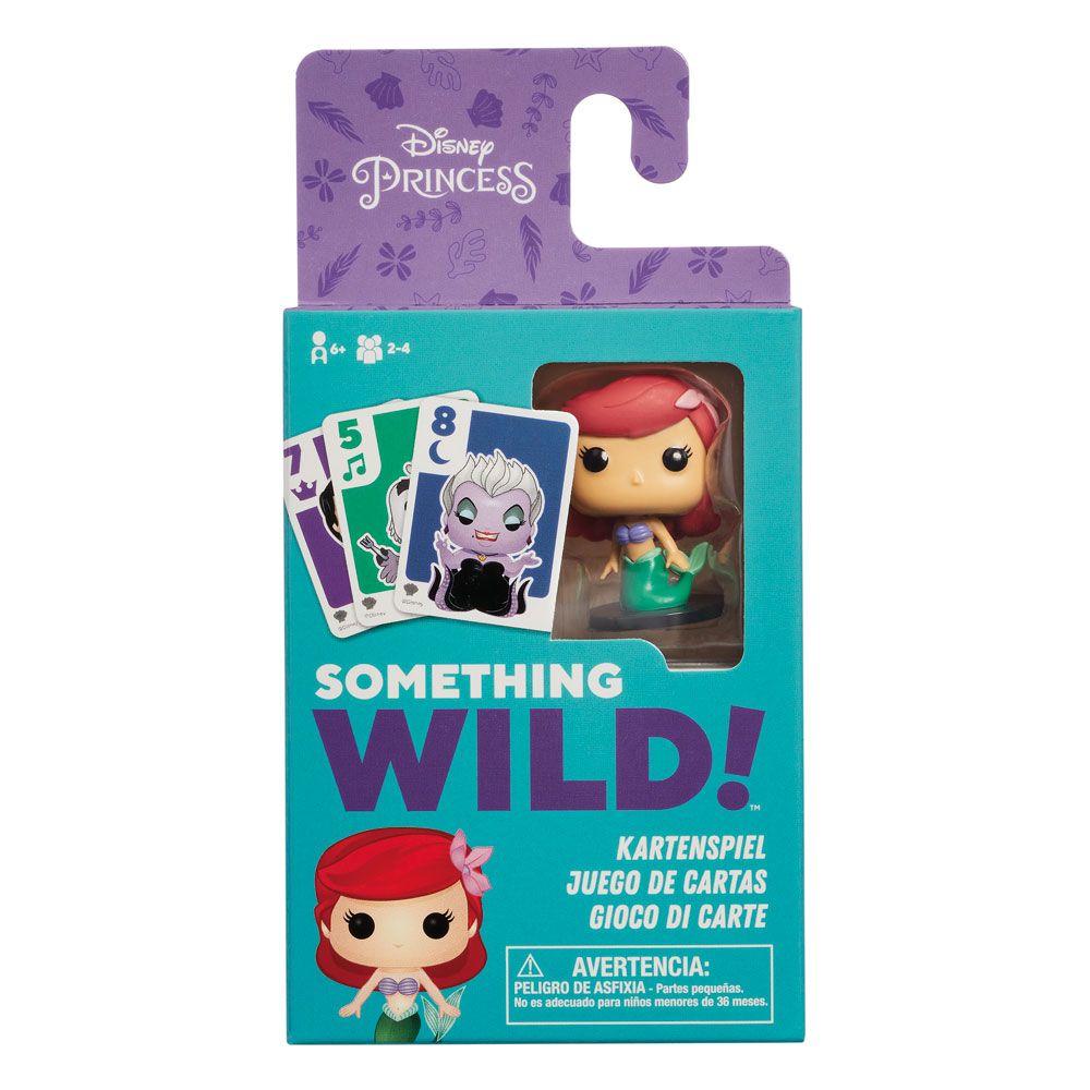 The Little Mermaid Card Game Something Wild! Case (4) DE/ES/IT Version