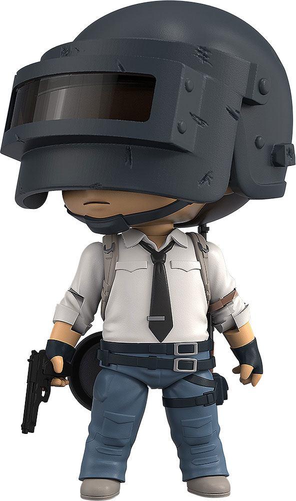 Playerunknown's Battlegrounds (PUBG) Nendoroid Action Figure The Lone Survivor 10 cm