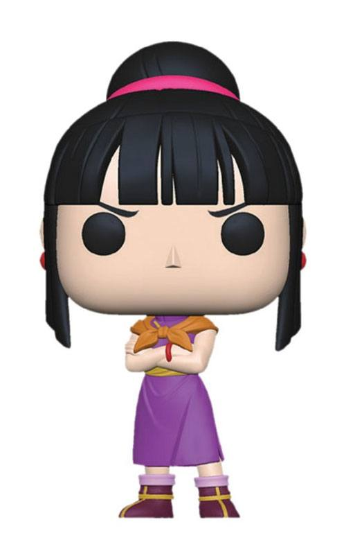 Dragon Ball Z POP! Animation Vinyl Figure Chi Chi 9 cm