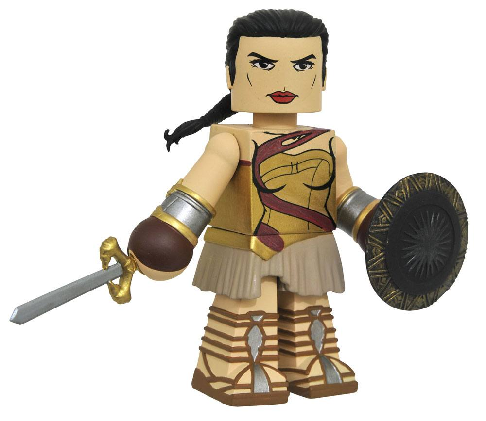 Wonder Woman Movie Vinimates Figure Training Gear Wonder Woman 10 cm