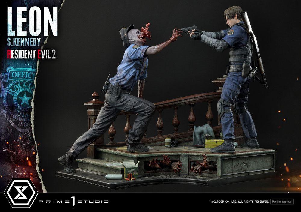 Resident Evil 2 Statue Leon S. Kennedy 58 cm