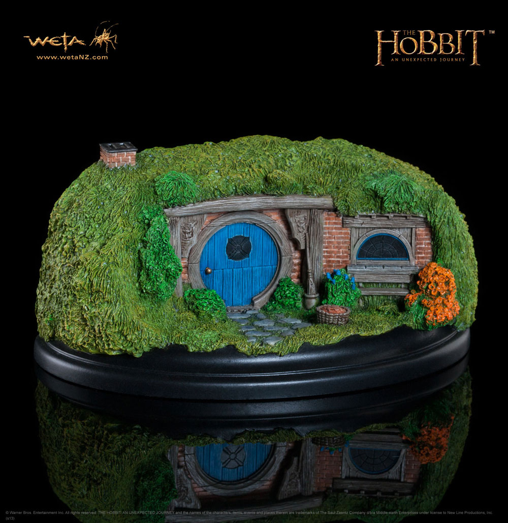 The Hobbit An Unexpected Journey Statue 26 Gandalf´s Cutting 6 cm