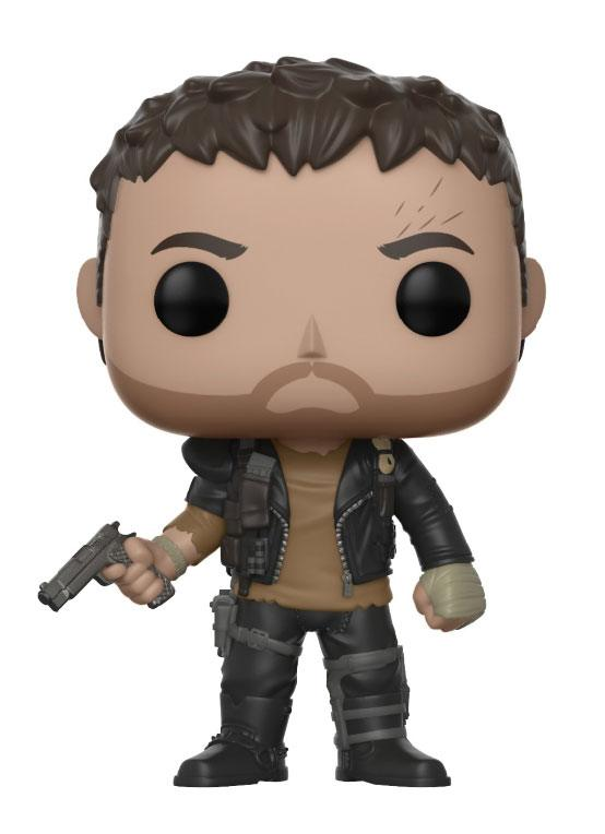 Mad Max Fury Road POP! Movies Vinyl Figure Max with Gun 9 cm
