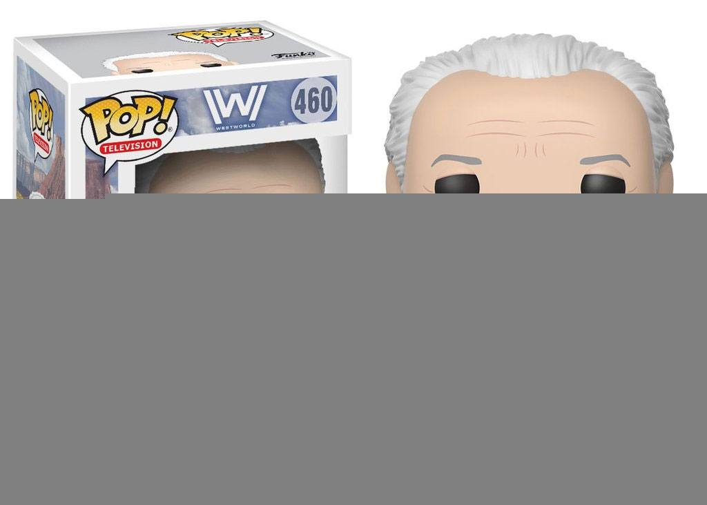 Westworld POP! Television Vinyl Figure Dr. Robert Ford 9 cm