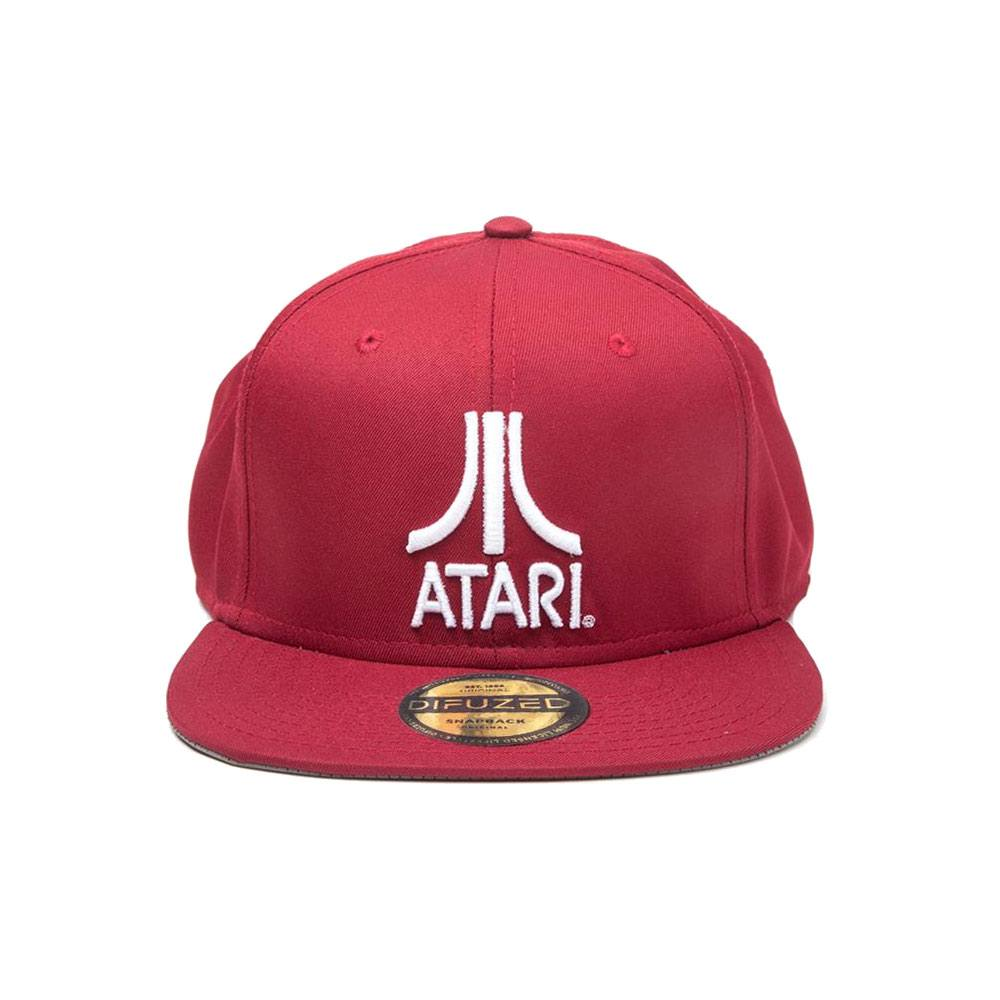 Atari Snapback Cap Classic Logo
