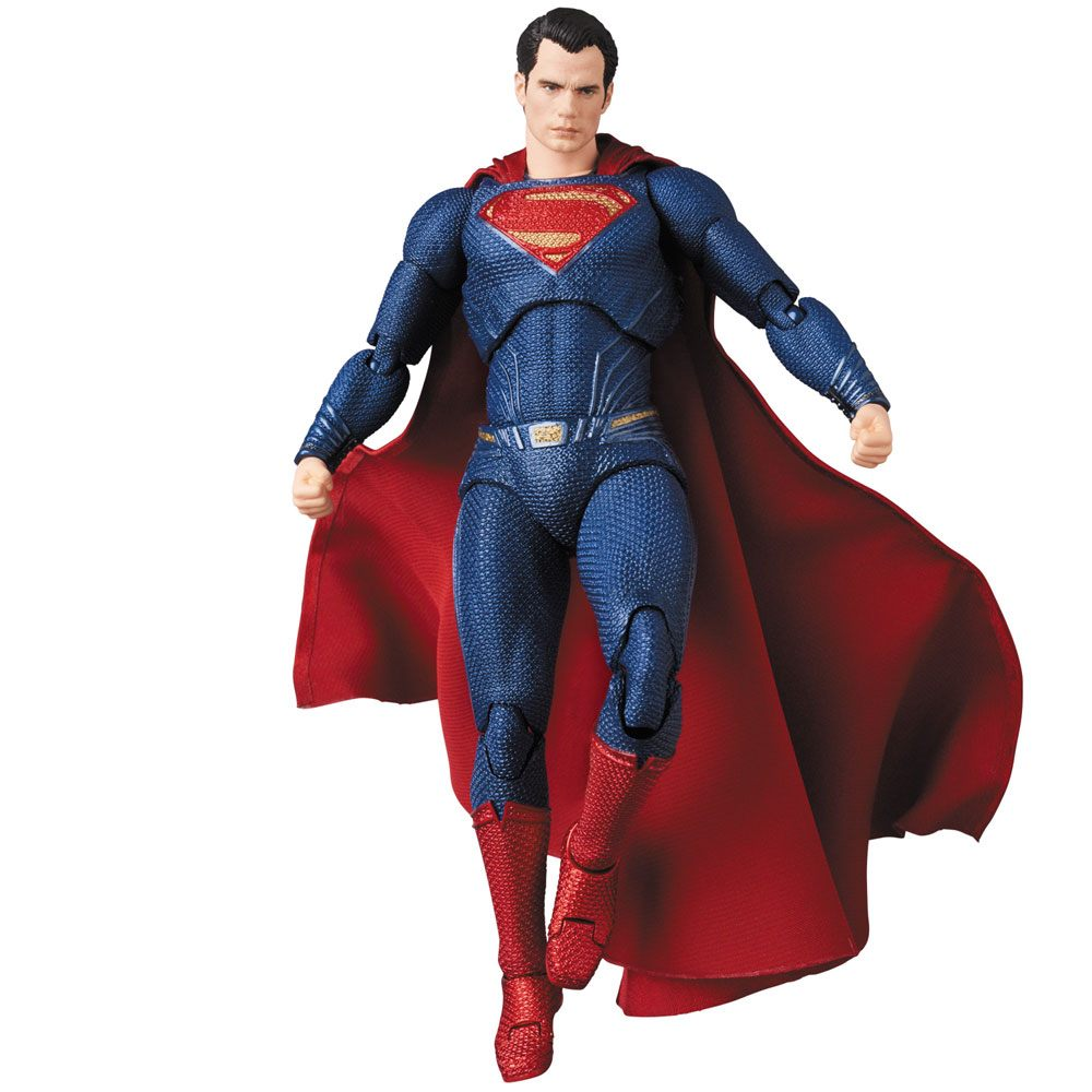 Justice League Movie MAF EX Action Figure Superman 16 cm --- DAMAGED PACKAGING