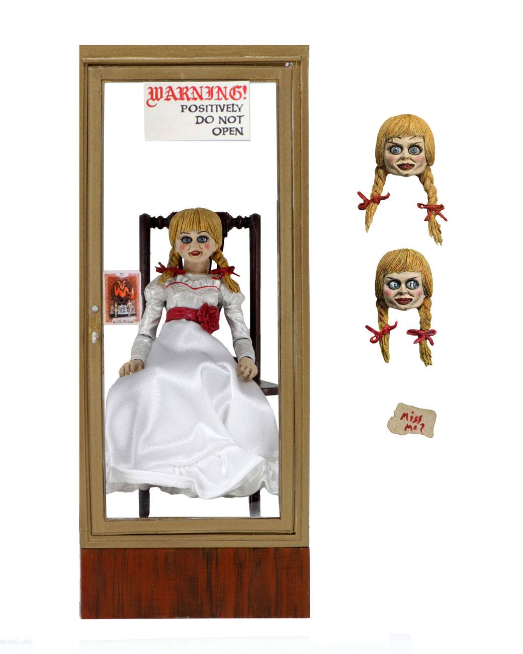 The Conjuring Universe Action Figure Ultimate Annabelle (Annabelle 3) 15 cm
