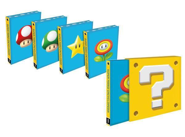 Super Mario Encyclopedia 1985-2015 Limited Edition