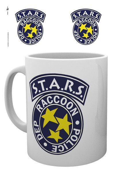 Resident Evil Mug Stars