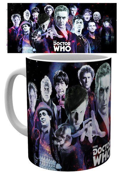 Doctor Who Mug Cosmos