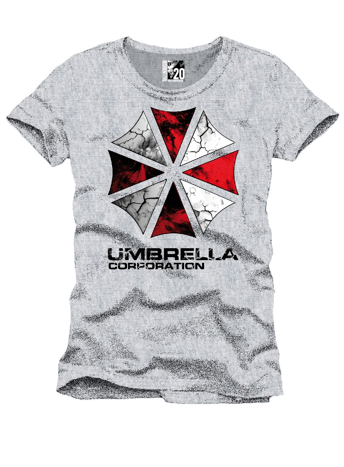 Resident Evil T-Shirt The Umbrella Corporation Size M