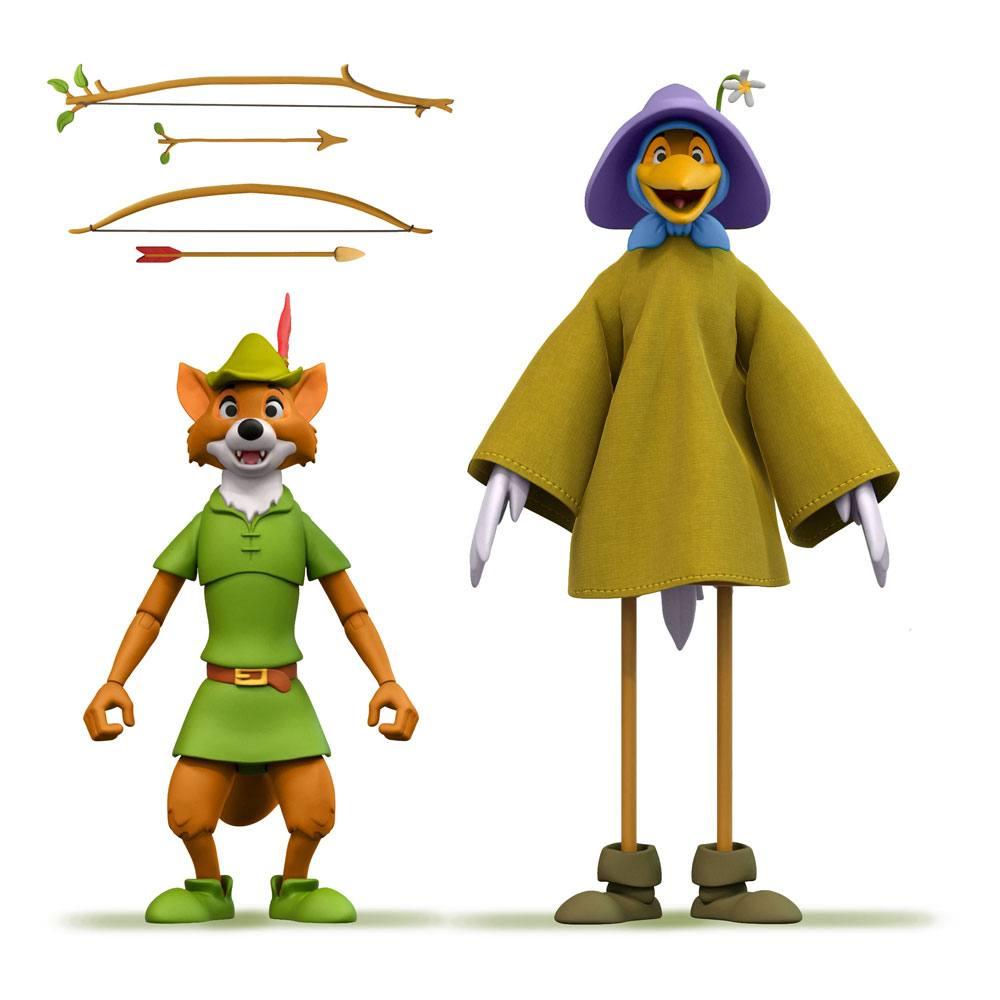 Robin Hood Disney Ultimates Action Figure Robin Hood Stork Costume 18 cm