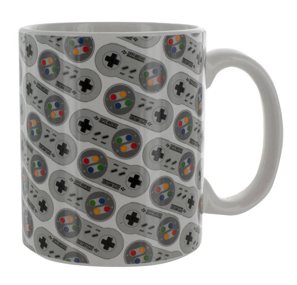Super Nintendo Mug Controller
