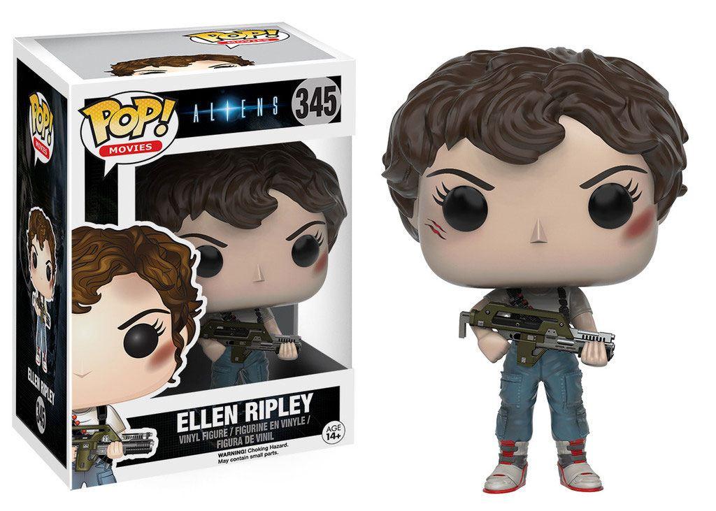 Aliens POP! Movies Vinyl Figure Ellen Ripley 9 cm