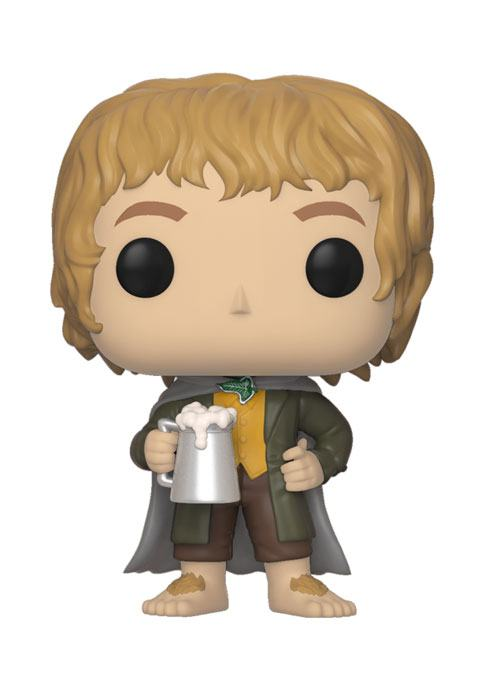 Lord of the Rings POP! Movies Vinyl Figure Merry Brandybuck 9 cm