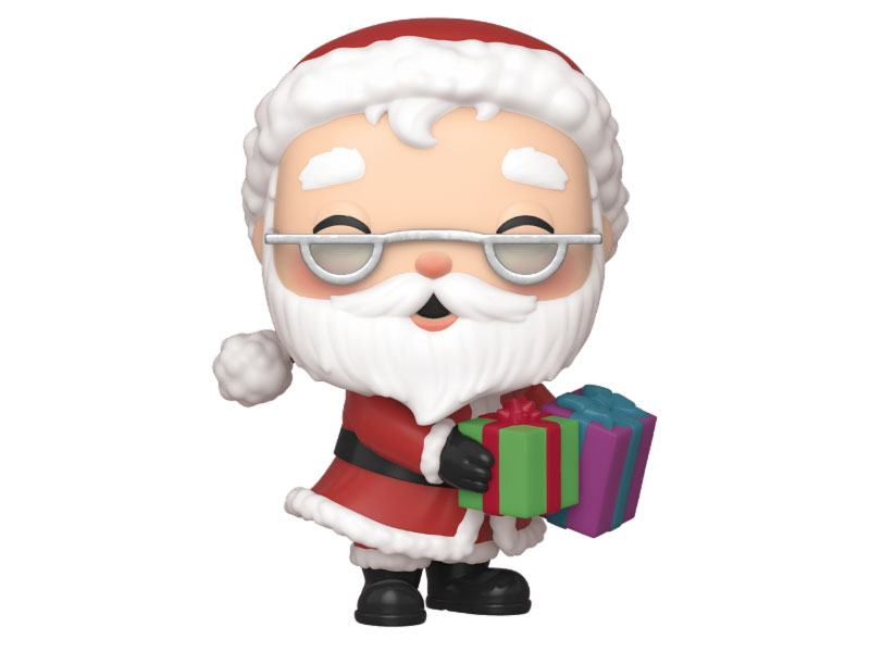 Funko Christmas Village POP! Holiday Vinyl Figure Santa Claus 9 cm