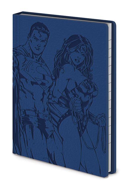 DC Comics Premium Notebook A6 Justice League