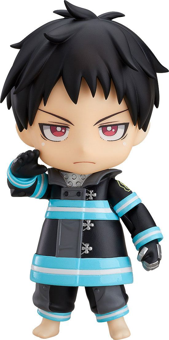 Fire Force Nendoroid Action Figure Shinra Kusakabe 10 cm