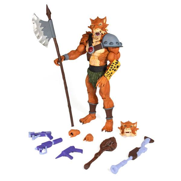 Thundercats Ultimates Action Figure Jackalman 18 cm