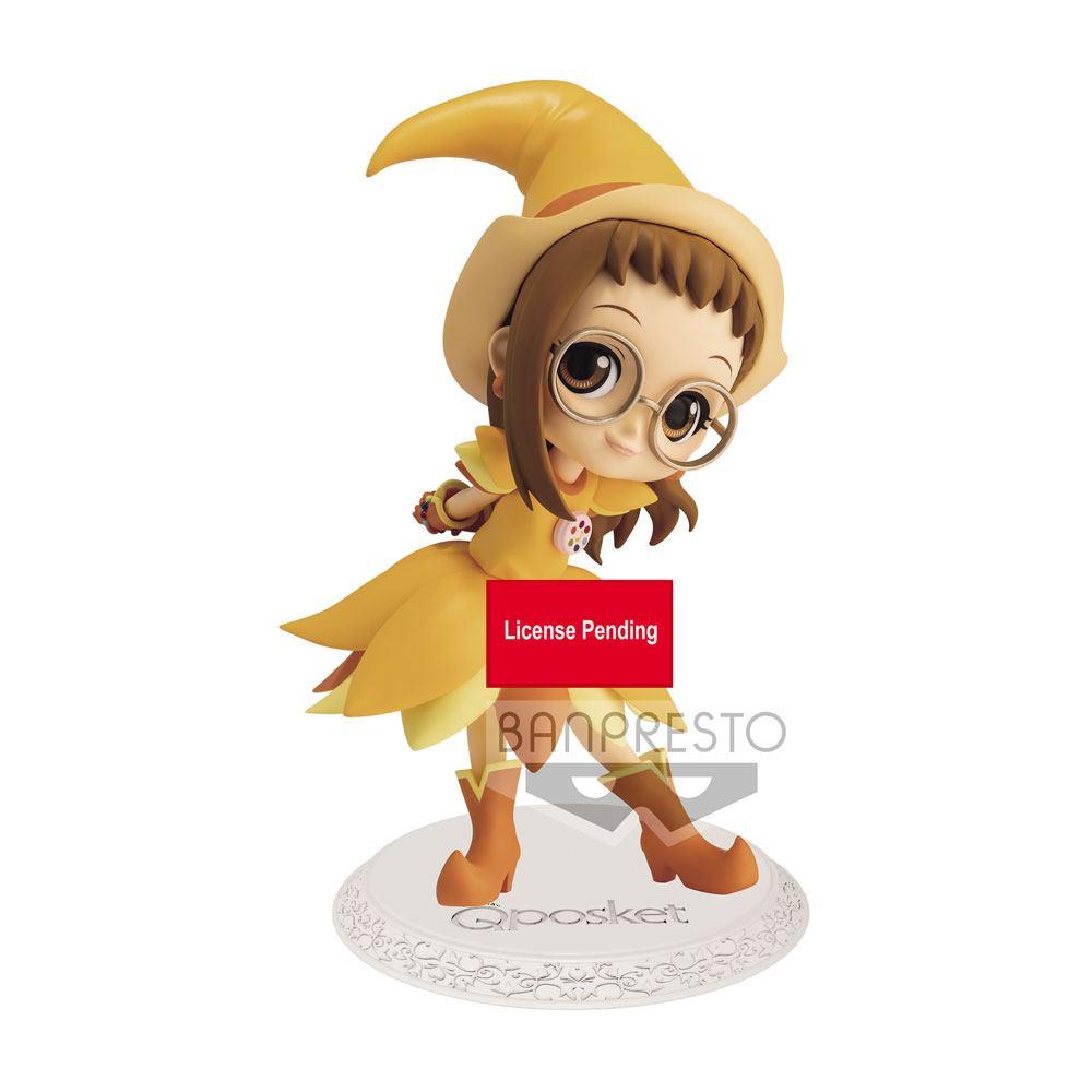 DoReMi Q Posket Mini Figure Hazuki Fujiwara Ver. A 13 cm