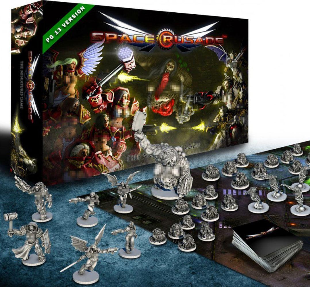 Space Crusade Board Game Basic Game *English Version*