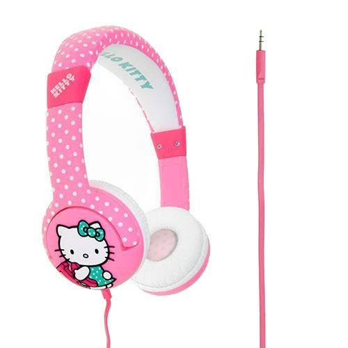 Hello Kitty Junior Headphones Dotty Kitty