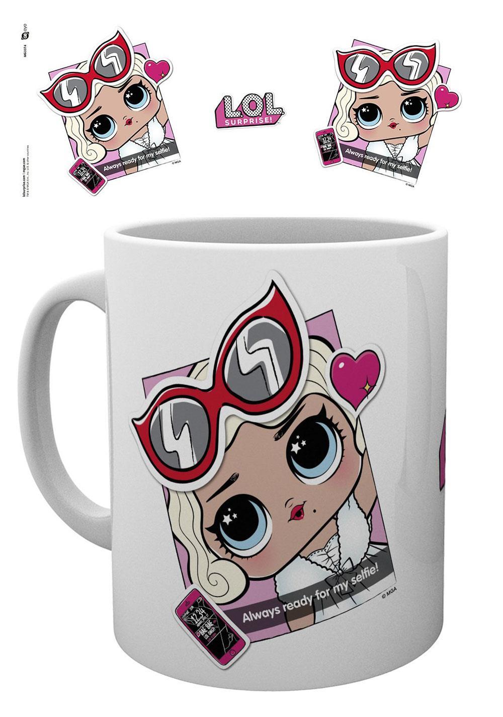 L.O.L. Surprise! Mug Selfie