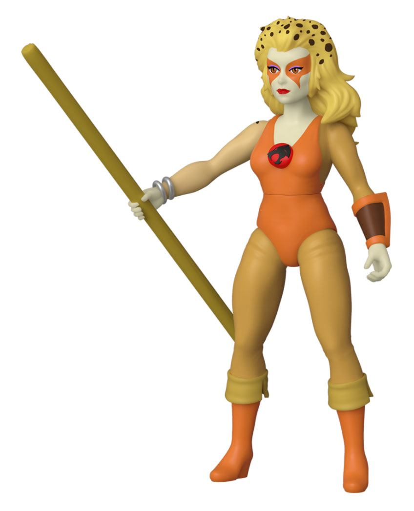 Thundercats Savage World Action Figure Cheetara 10 cm