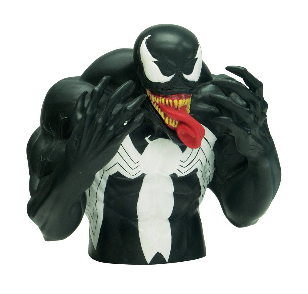 Marvel Comics Coin Bank Venom 20 cm