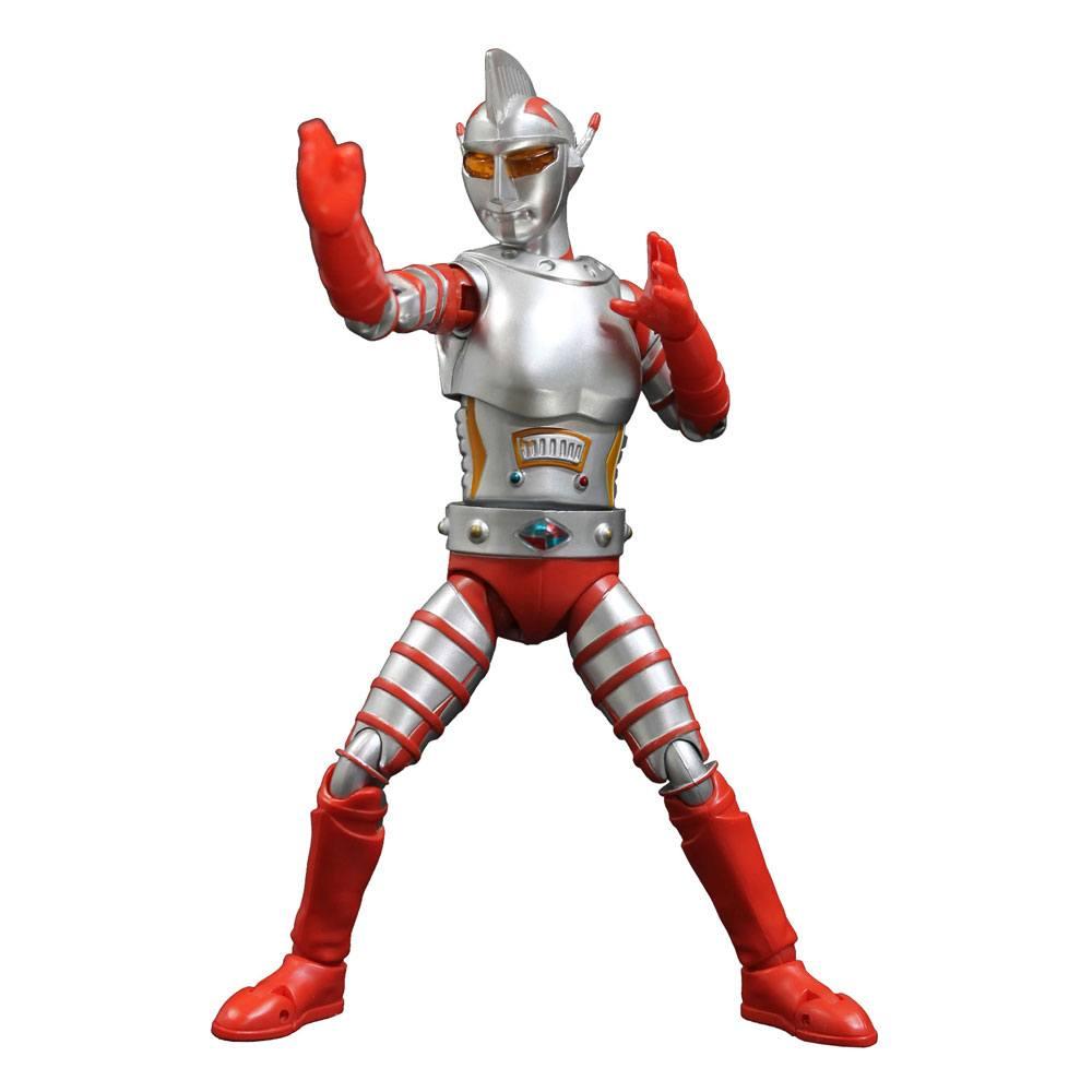 Jumborg Ace Hero Action Figure Jumborg A 17 cm