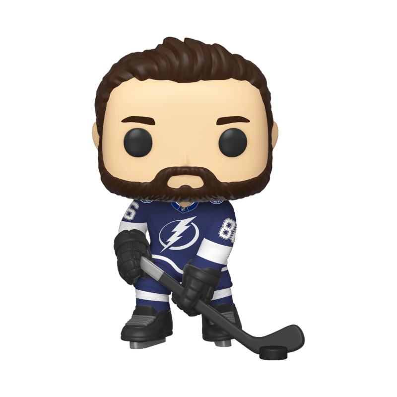 NHL POP! Hockey Vinyl Figure Nikita Kucherov (Lightning) 9 cm