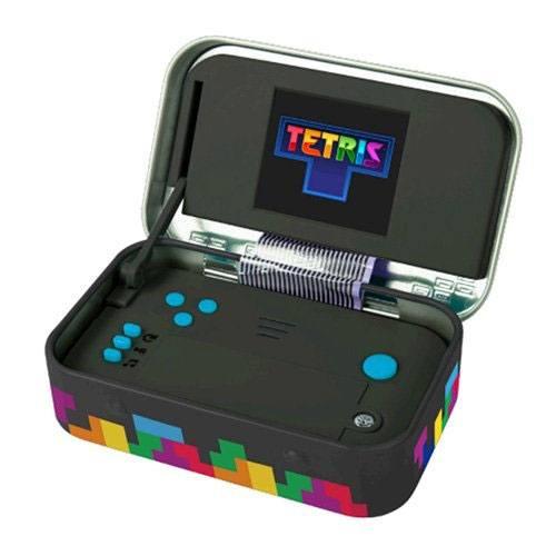 Tetris Arcade In A Tin