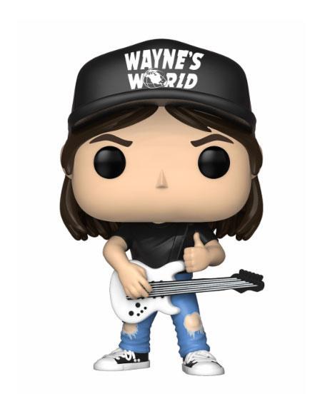 Wayne's World POP! Movies Vinyl Figure Wayne 9 cm