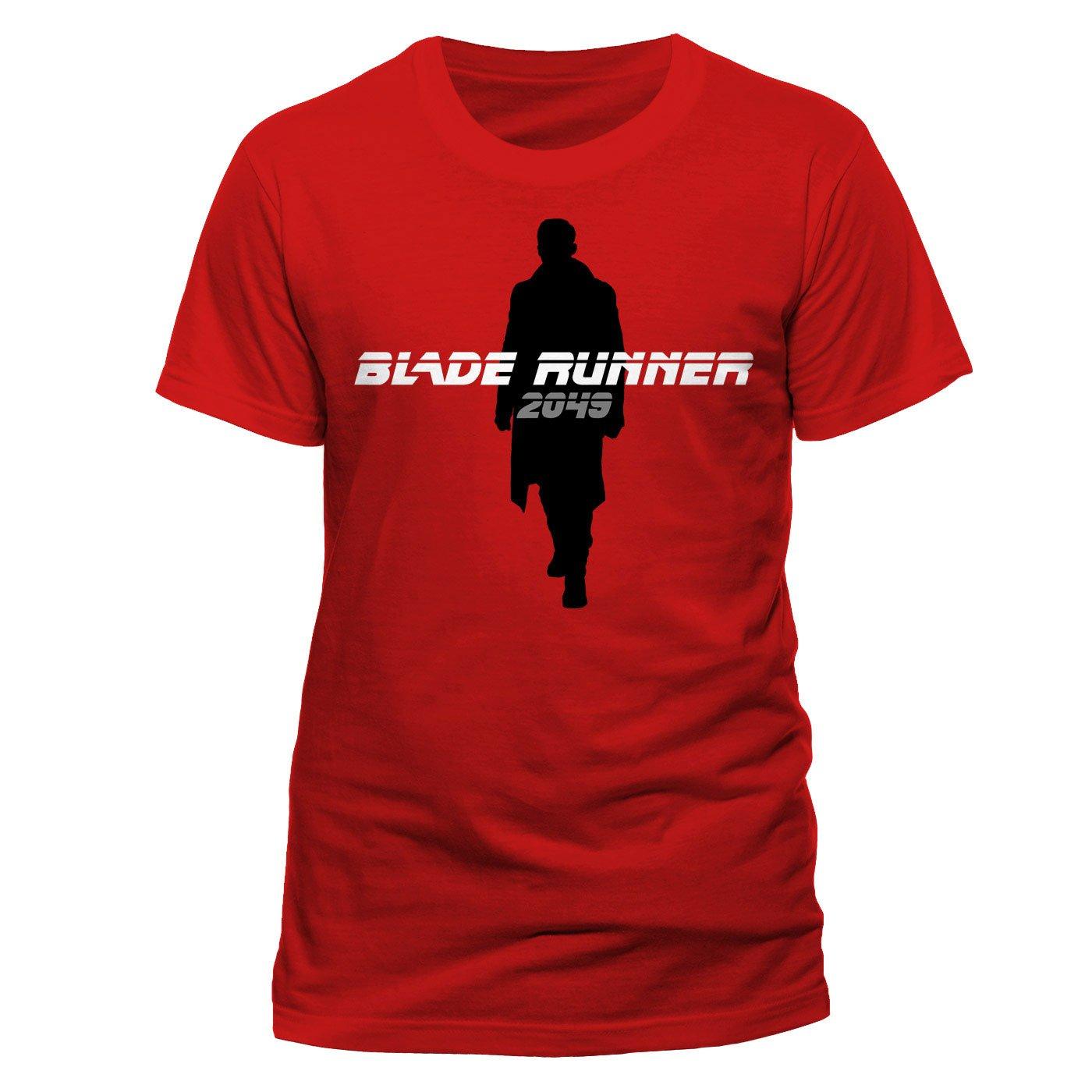Blade Runner 2049 T-Shirt Silhouette Size XL
