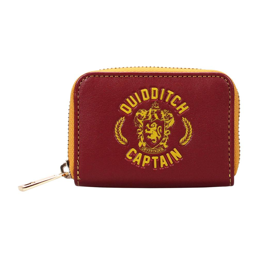 Harry Potter Coin Purse Quidditch Captain