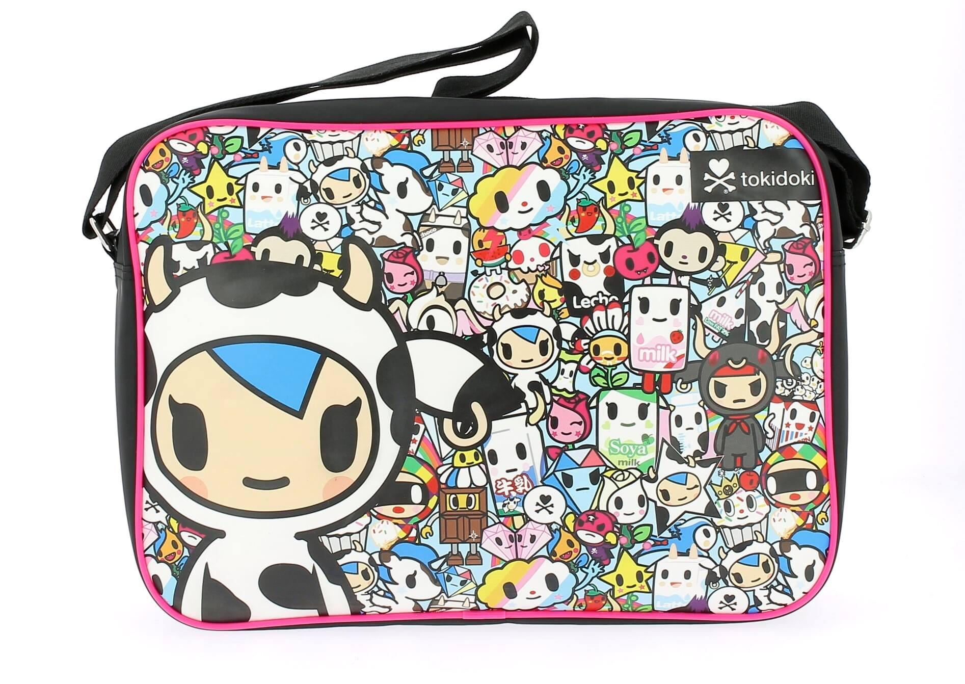 Tokidoki Messenger Bag Characters