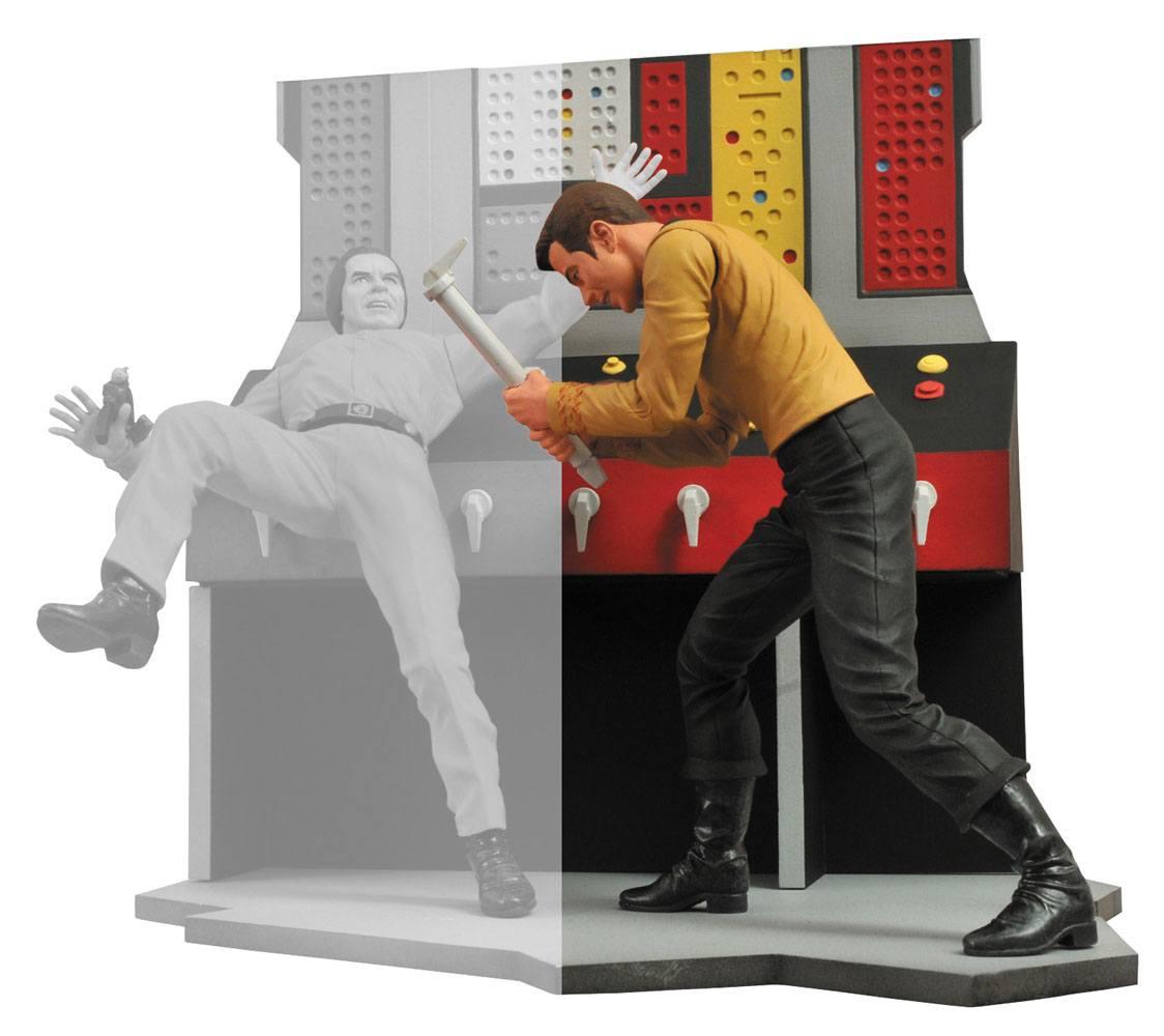 Star Trek Select Action Figure Captain Kirk 18 cm
