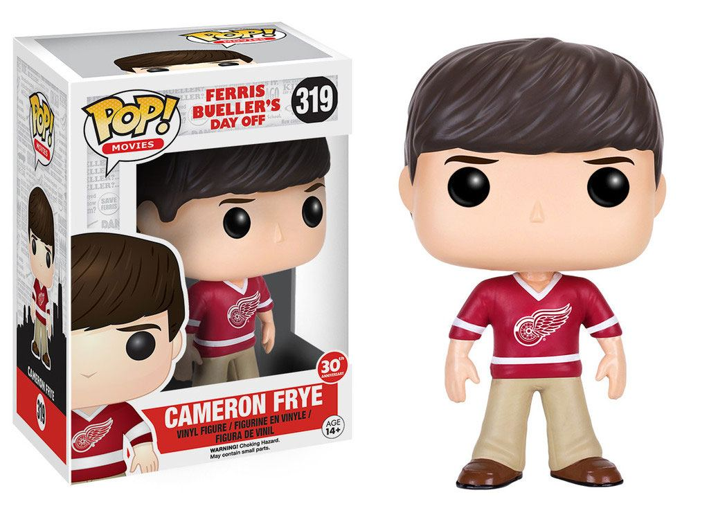 Ferris Bueller's Day Off POP! Movies Vinyl Figure Cameron Frye 9 cm