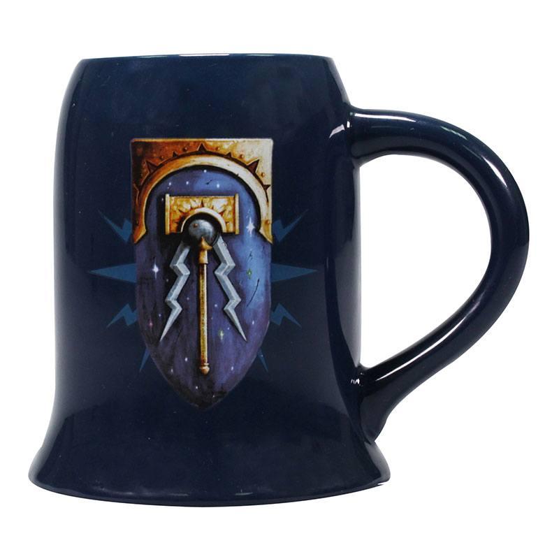 Warhammer Age of Sigmar Tankard Mug Stormcast Shield