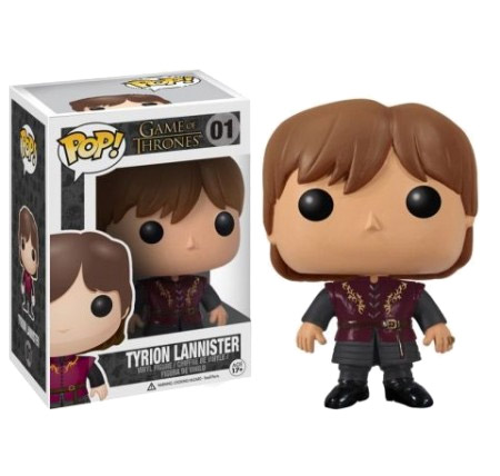 Game of Thrones POP! Vinyl Figure Tyrion Lannister 10 cm