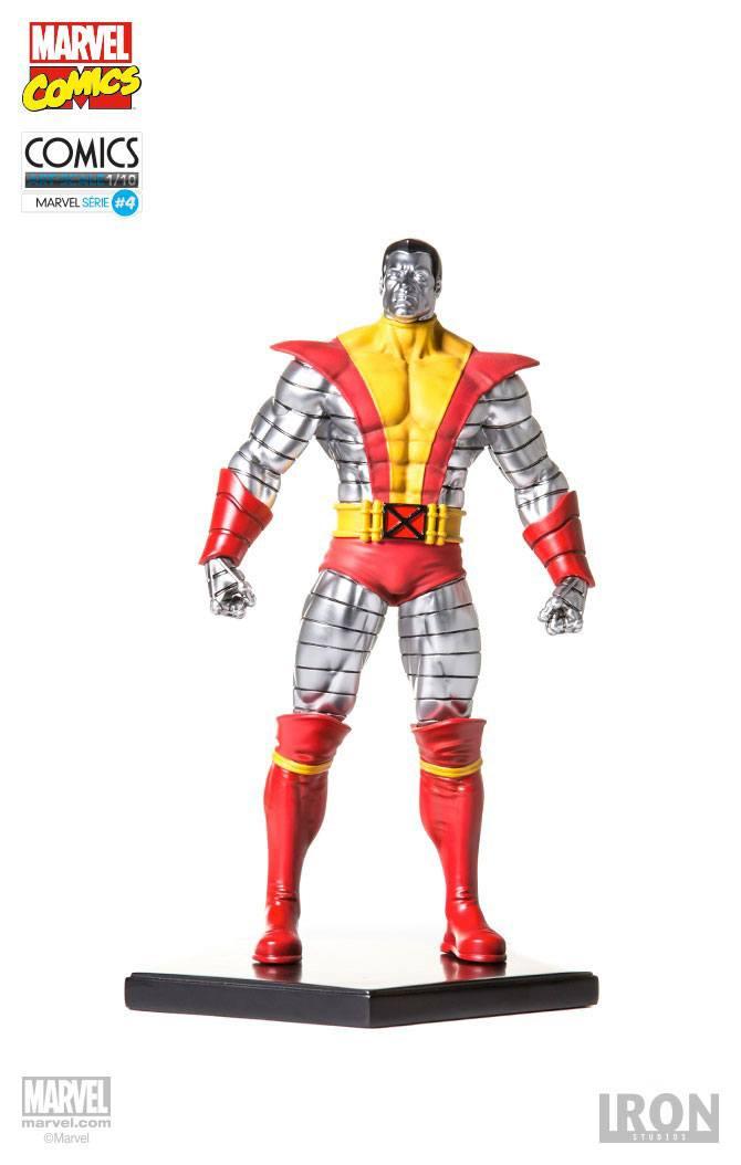 Marvel Comics Statue 1/10 Colossus 22 cm