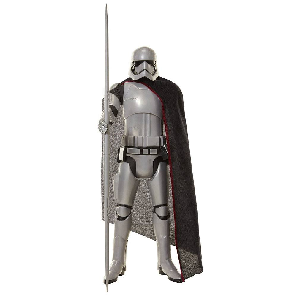 Star Wars Episode VIII Big Figs Action Figure Captain Phasma 50 cm Case (6)
