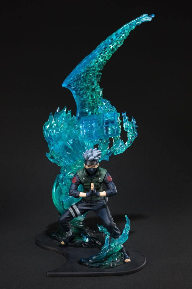 Naruto Shippuden FiguartsZERO PVC Statue Kakashi Hatake (Susanoo) Kizuna Relation 43 cm